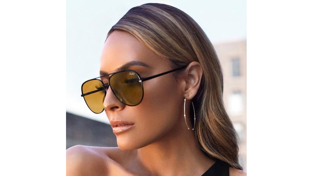 ecb3e4e1c841 With plenty of influencer collaborations (including a collection with Kylie  Jenner), chances are you've probably heard of Quay sunglasses, ...